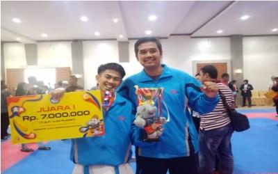 Siswa SMK Negeri 1 Kedawung Persembahkan Medali Emas O2SN Tingkat Nasional Cabang Olahraga Karate
